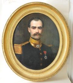 Portrait of Auguste-Ernest Martin de Boussuge