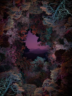 Illuminated Dendrology - Dimensional Forest