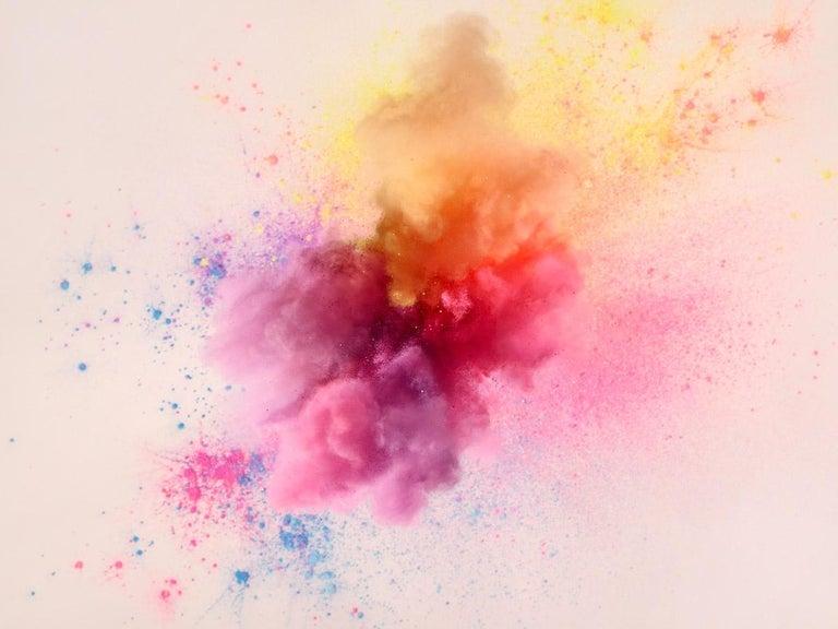 Karin Berndl Color Photograph - Nebula 1