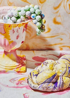 Marbled Tablescape