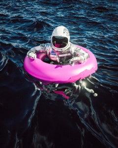 Astro Lost at Sea