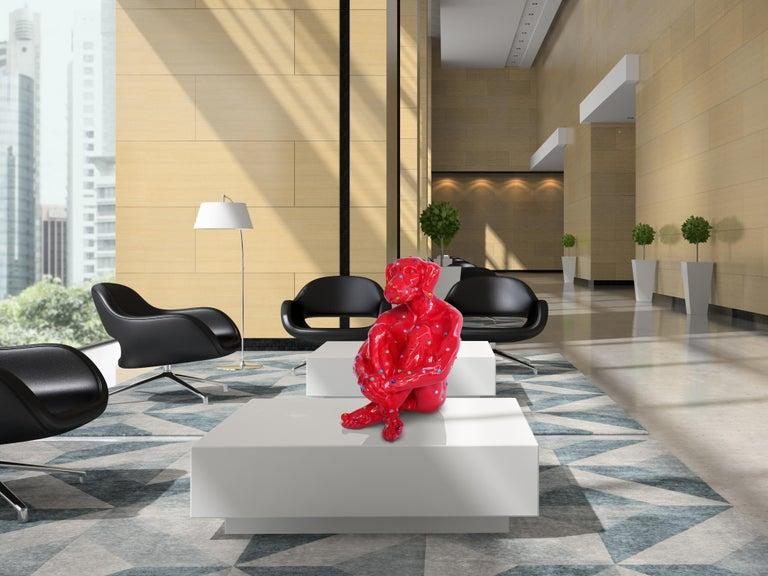 Fibreglass Sculpture - Dogman - Gillie and Marc - Limited Edition 3