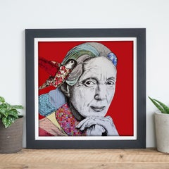 Painting Print - Gillie and Marc - Art - Limited Edition - Women - Equality Jane