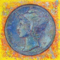 1916 Winged Liberty Mercury Dime