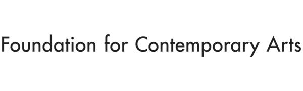 Foundation for Contemporary Arts, Inc.