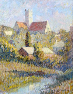 St. Anne's Church, Bermuda, c. 1913-14, Chester S. Kingsley (b. 1878, American)