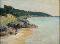 Shore View of Bermuda by Clark Greenwood Voorhees (1871-1933, American)