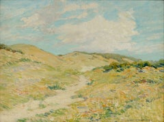 Sand Dunes, South Shore, Bermuda,Clark Greenwood Voorhees (1871-1933, American)