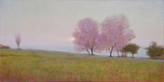 Interlude, Spring Landscape by Mallory Agerton (b. 1956)