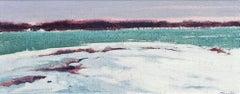 Contemporary Coastal Scene, Anthony J. Miraglia (20th and 21st centuries)