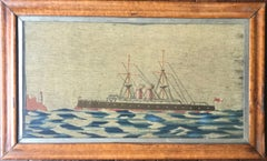 19th Century British Steamboat Woolie