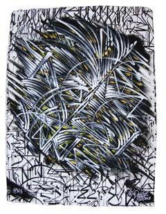 """Rapture"" 5/8 Hand-Painted Edition by Alex Kizu (aka DEFER)"