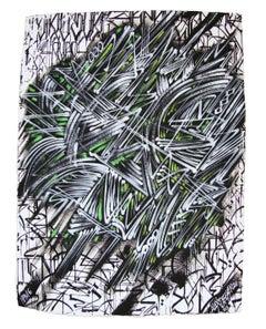 """Rapture"" 6/8 Hand-Painted Edition by Alex Kizu (aka DEFER)"