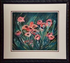 Watercolor Still-life Drawings and Watercolors