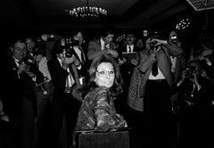 Sophia Loren, London, 1982  Photograph