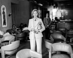 Lauren Bacall, Majestic Hotel, Cannes, 1979, Photography