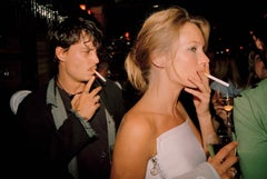Johnny Depp & Kate Moss, Ritz Hotel, Paris, 1995,  Photography