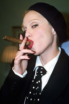 Madonna, Hyde Park Hotel, London, 1992,  Photography