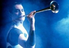 Freddie Mercury, Queen 'The Great Pretender' Video Shoot, London, 1987