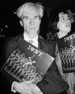 Andy Warhol, The Underground Club, New York, 1982, Photography