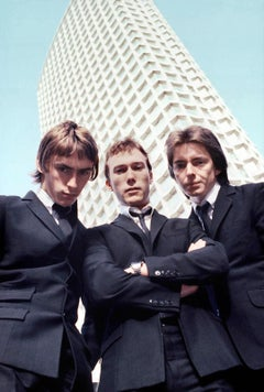 The Jam, Centre Point, London 1978, Photography