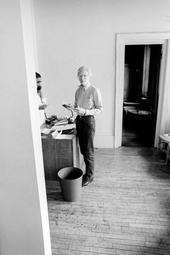 Andy Warhol, The Factory, New York, 1979, Photography