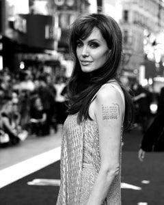 Angelina Jolie, London, 2010, Photography