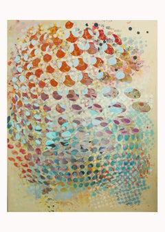 ST104-Gestual, Street art, Pop art, Modern, Contemporary, Abstract , Geometric