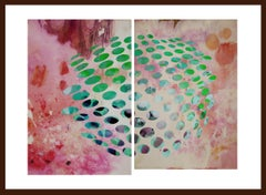 Nest016 - Contemporary, Abstract, Expressionist, Modern, Pop art, geometric