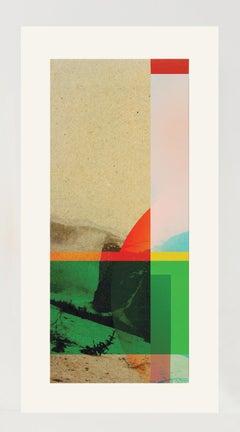 Red - Contemporary, Abstract, Modern, Pop art, Surrealist, Landscape, Minimal