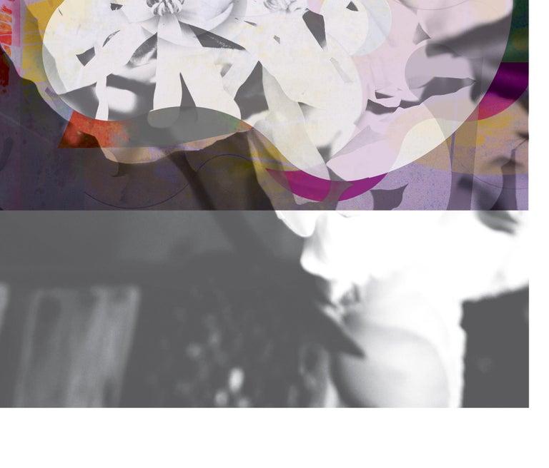 ST1a89-Contemporary , Abstract, Gestual, Street art, Pop art, Modern, Geometric For Sale 1