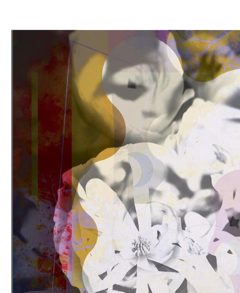 ST1a89-Contemporary , Abstract, Gestual, Street art, Pop art, Modern, Geometric For Sale 2