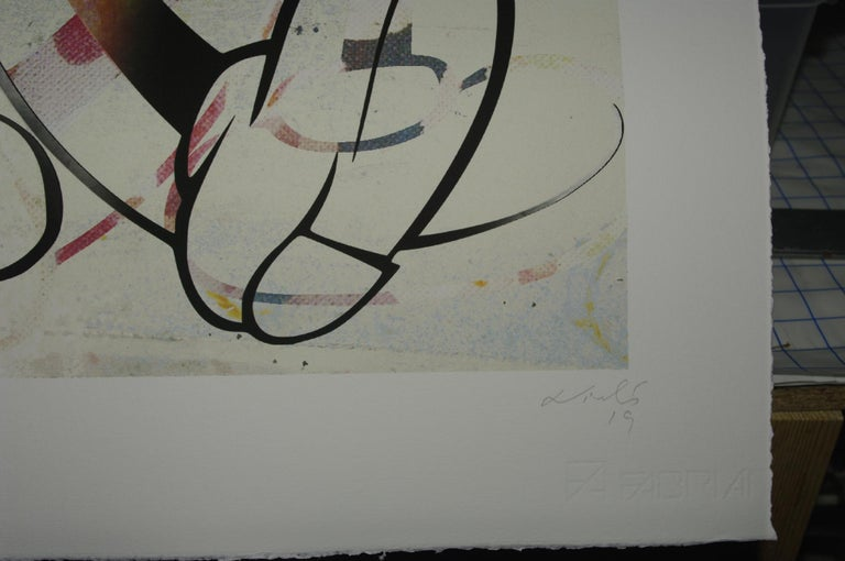 M002-Figurative, Street art, Modern, Pop art, Contemporary, Abstract Mickey Mous For Sale 4
