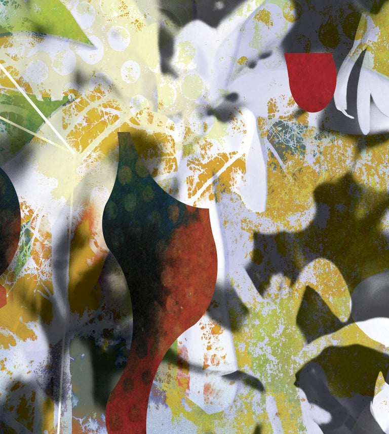 ST1a7-Gestual, Street art, Pop art, Modern, Contemporary, Abstract , Geometric For Sale 1