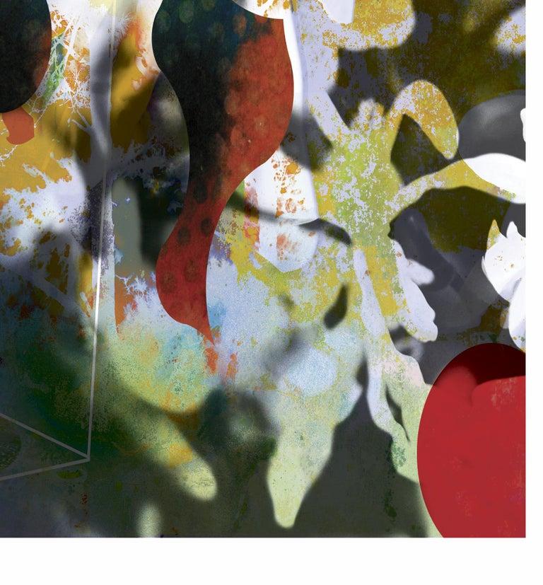 ST1a7-Gestual, Street art, Pop art, Modern, Contemporary, Abstract , Geometric For Sale 2