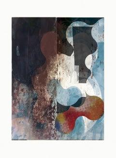 ST1s78-Contemporary , Abstract, Gestual, Street art, Pop art, Modern, Geometric