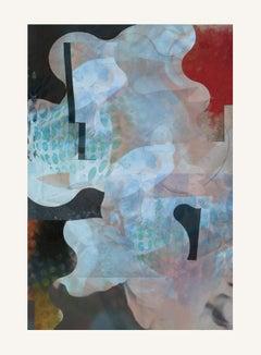 ST1ca8-Gestual, Street art, Pop art, Modern, Contemporary, Abstract , Geometric