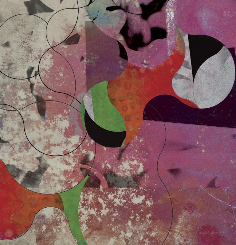 ST1B77-Contemporary , Abstract, Gestual, Street art, Pop art, Modern, Geometric 1