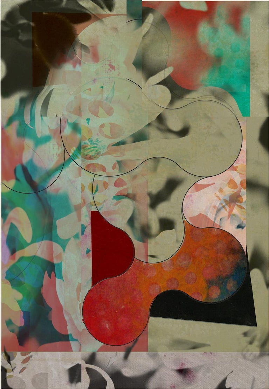 ST1B98-Contemporary , Abstract, Gestual, Street art, Pop art, Modern, Geometric 1