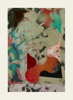 ST1B98-Contemporary , Abstract, Gestual, Street art, Pop art, Modern, Geometric