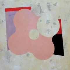 ST01- Contemporary, Abstract,Minimalism, Modern, Pop , Mixed media, geometric