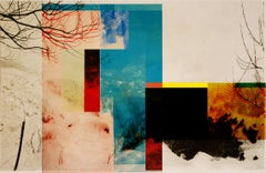 Mb16-Contemporary, Abstract, Minimalism, Modern, Draw, Surrealist, Landscape