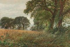 Tennyson's Farm, Farringford, Isle of Wight,