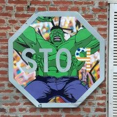 Who will Stop Hulk
