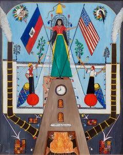 Tresors De Reine Hrzulie, Haitian Art, Haiti