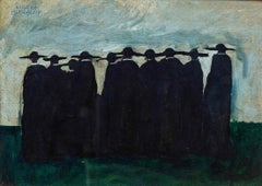 Untitled (Italian Priests, Italy)