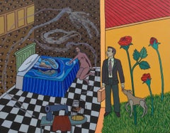 Untitled (Surreal Dreams), 1994 - Cuban Art, Cuba
