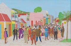 Cap-Haitien Carnival - Haitian Art, Haiti