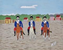 Tourné des Généraux: A. Petion, J.J. Dessalines, Henri Christophe