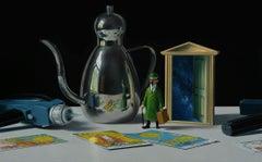 Photorealist Figurative Paintings